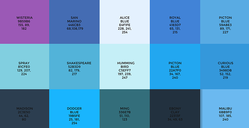 color-flat