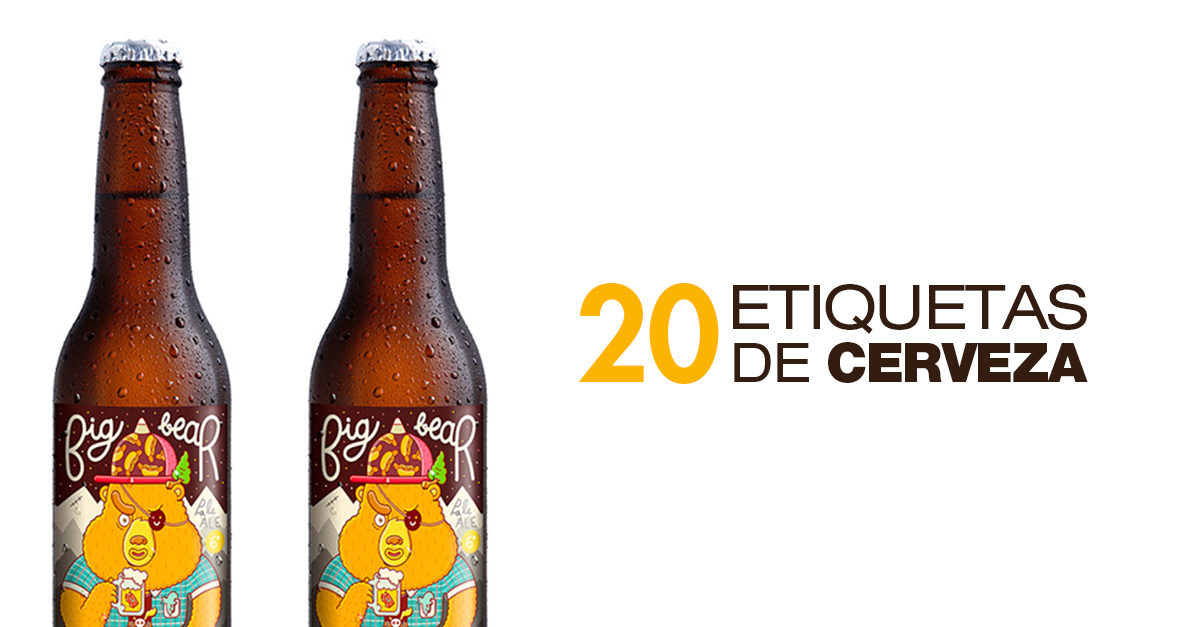 ETIQUETAS-PACKAGING-CERVEZA-DISENO