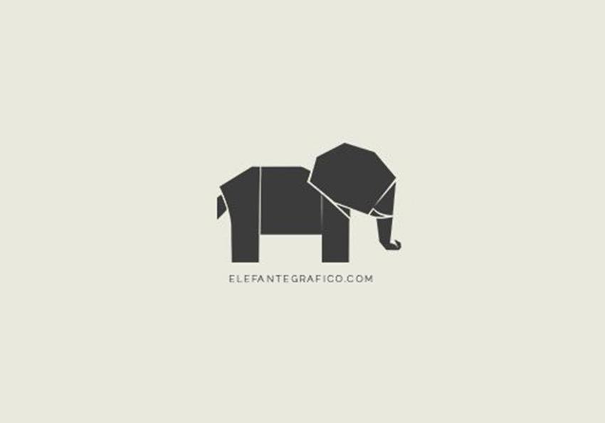 logotipo-animales-elefante