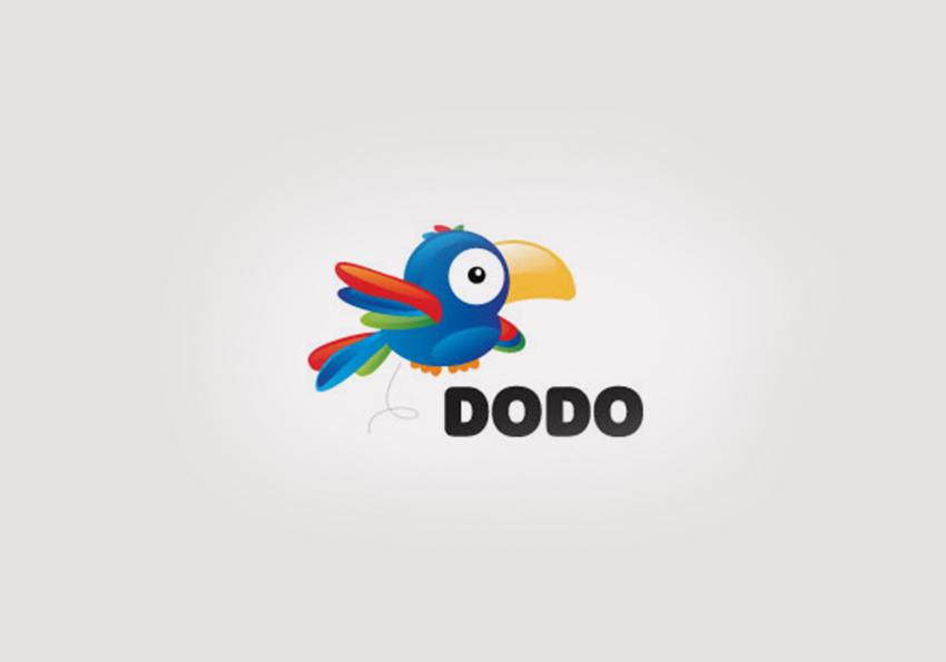 logotipo-animales-pajaro