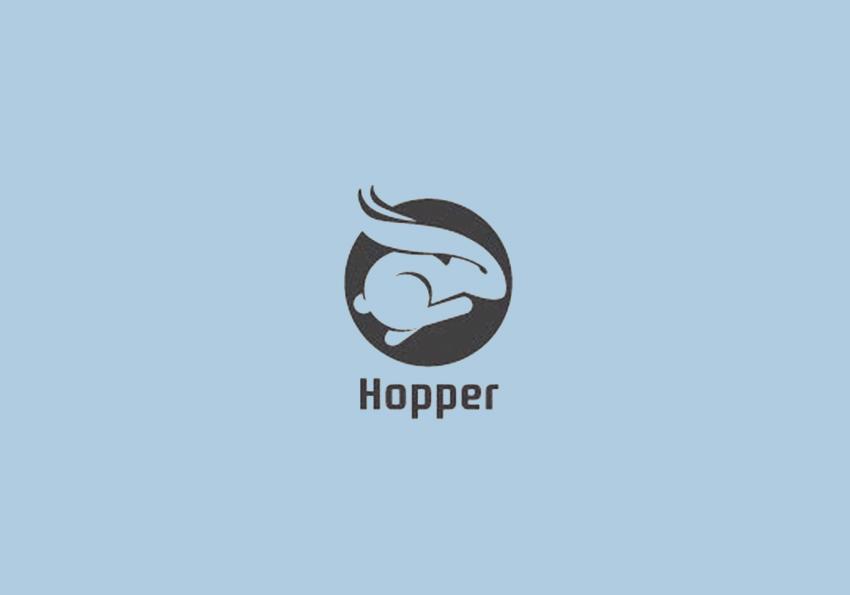 logotipos-de-animales-conejo