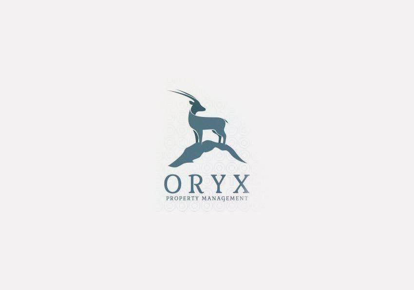 logotipos-de-animales-gacela