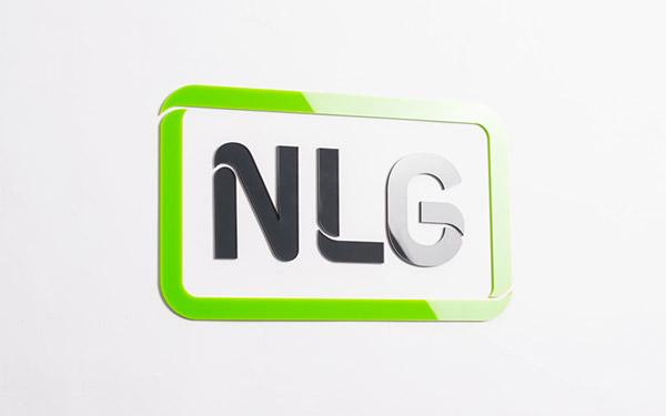Logo NLG diseño