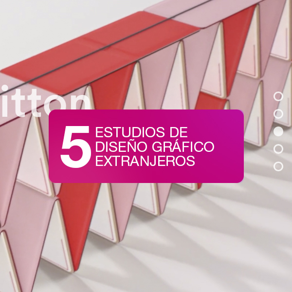 5 estudios de diseño gráfico