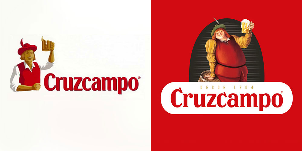 Rebranding de marca.