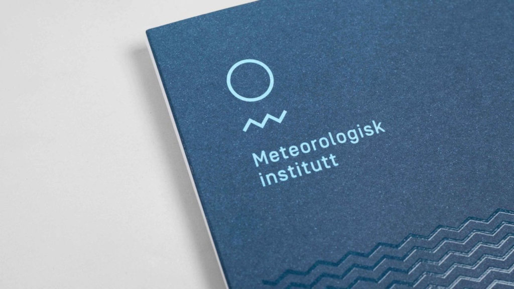 Branding – The Norwegian Meteorological Institute (MET)