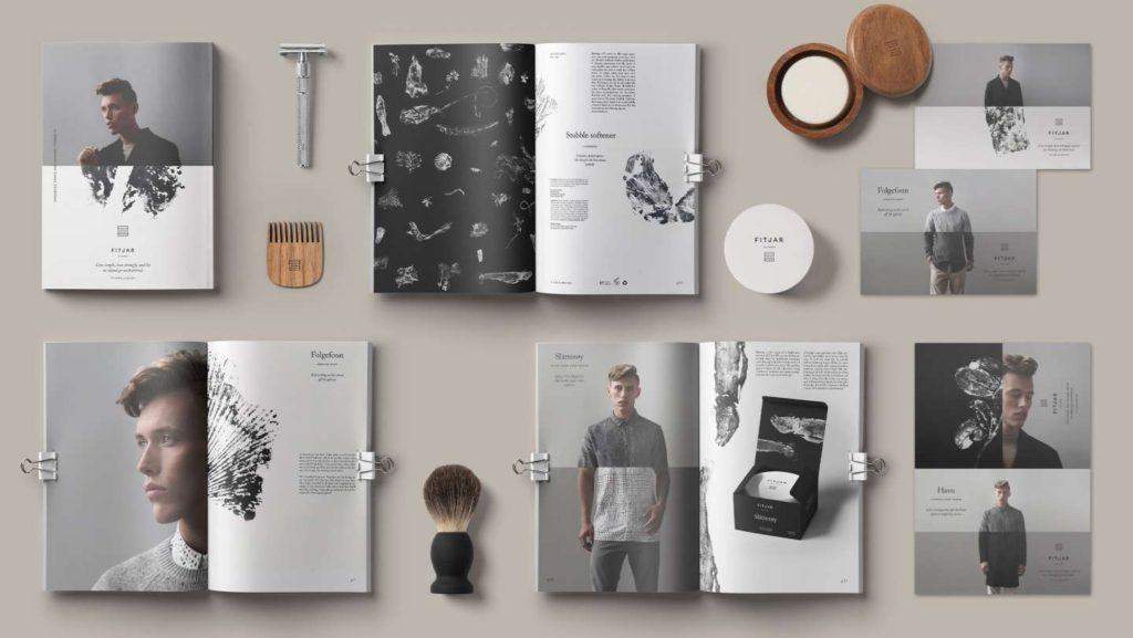 Branding – Fitjar Islands
