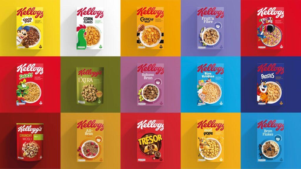 Packaging – Kellogg's