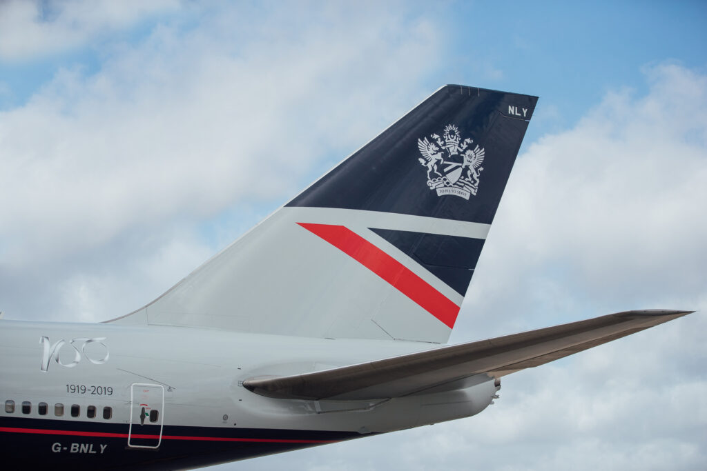 Branding – British Airways