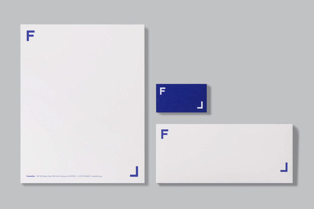 Visual Identity – Frameline